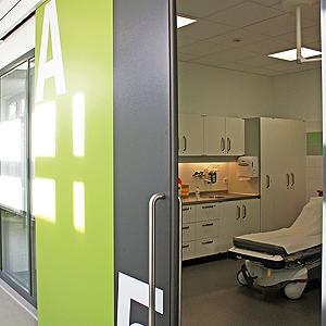 Krankenhaus Wesseling neue Ambulanz3.k 德康 DeKang