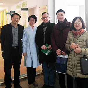 Kooperation mit Klinik in Dalian | 与大连医院合作