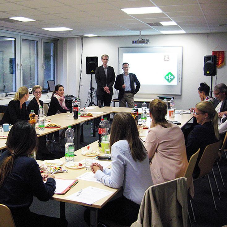 WeChat-Seminar Duesseldorf