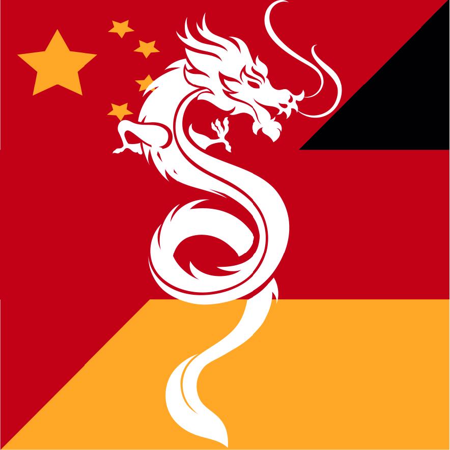 Logo D Ch 德康 DeKang